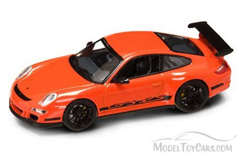 Porsche Model Cars by Yatming Road Signature Porsche 997 Gt3 Rs 1 43 Scale