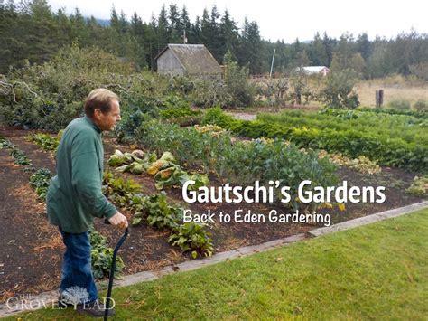 back to the garden gardening the grovestead