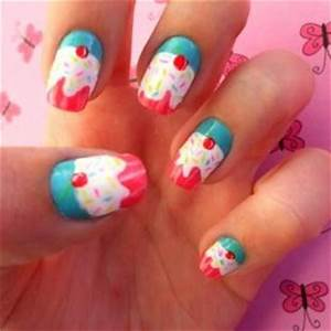 Girly Nail Art Designs Paperblog