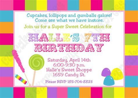 Lollipop Invitations Menshealtharts