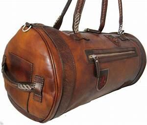 Sac De Voyage Cuir Homme : sac de voyage cuir vintage homme pratesi ~ Melissatoandfro.com Idées de Décoration