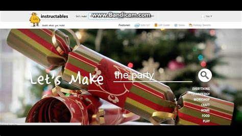 Introducing: Instructables! - YouTube