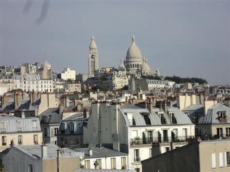 citadines montmartre lovely views from the roof top terrace picture of citadines montmartre tripadvisor