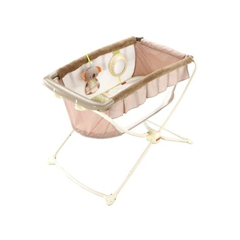 baby sleeper bed fisher price deluxe rock 39 n play portable bassinet baby