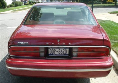 how can i learn about cars 1996 buick century security system buy used 1996 buick park avenue 42k 1 owner red red leather all power garage kept mint in great