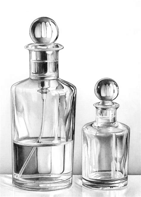 perfume bottle with holly glass perfume bottles cath debut