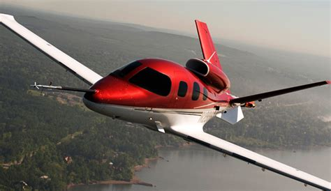 The AirplaneNut: Cirrus Vision SF50 -The Personal Jet of ...