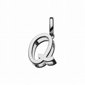 Links of london 3d q charm francis gaye jewellers for Links of london letter charms