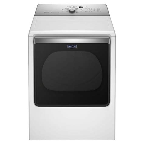 maytag bravos 43 reviews maytag 8 8 cu ft electric dryer in white medb835dw the 7404