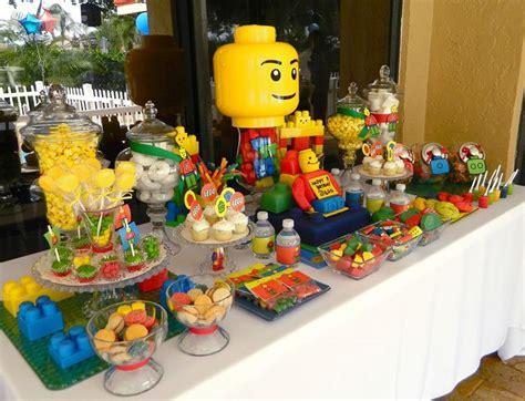 lego party birthday party ideas deco anniversaire