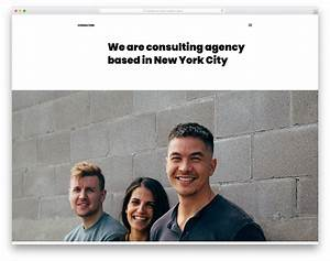 Consulting - Free Consultancy Website Template 2019