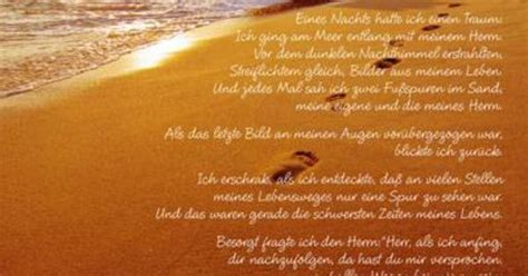 spuren im sand poster hier klicken fuer die beste