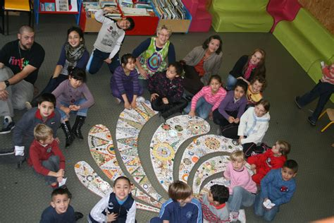 atelier fresque pour les 6 12 ans le site de bonhoure marsillach