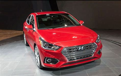 2019 Hyundai Accent Vs Elantra Interior 2013 Hatchback