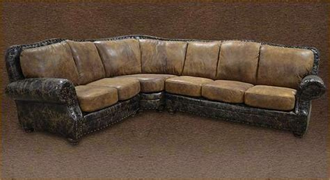 Cowhide Sectional - cowhide and leather sectionals free shipping country