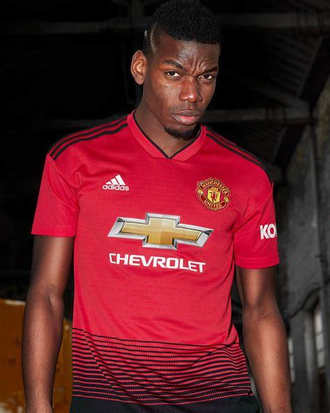 Manchester United adidas Home Kit 2018/19 - Marca de Gol