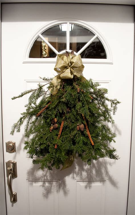 how to fix christmas tree branches 2 minute project leftover limbs home hinges home improvement magazine