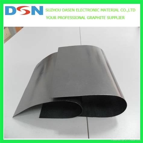 conductive natural graphite sheet dsn dsn china manufacturer  metallic mineral