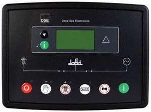 Deep Sea Electronics Dse6020 Mkii Auto Mains Utility