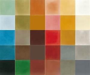 Art Et Carrelage : carrelage rouge et noir carreaux de ciment x cm unis ~ Melissatoandfro.com Idées de Décoration