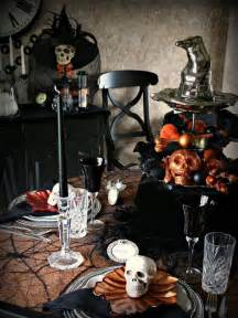 spooky table settings and decorations 2012 ideas from hgtv modern furniture deocor