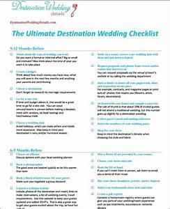 the best destination wedding checklist destination With destination wedding photography contract