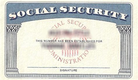 Make A Social Security Card Template by Modify Any Document Create Novelty Social Security Card