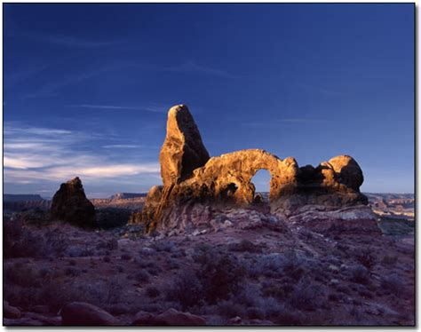 photograph arches national park
