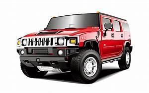Image for Elegant Red Hummer H3 Concept Wallpaper HD 16 ...