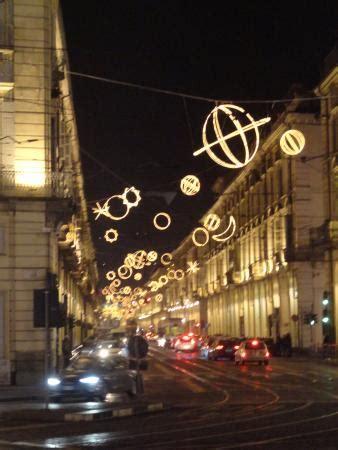 illuminazione natalizia con l illuminazione natalizia foto di via po torino