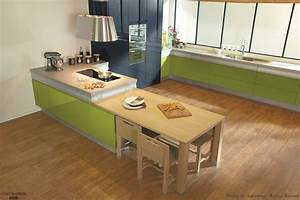 cuisine rendez vous par thibault desombre coloris bleu With cuisine rendez vous arthur bonnet