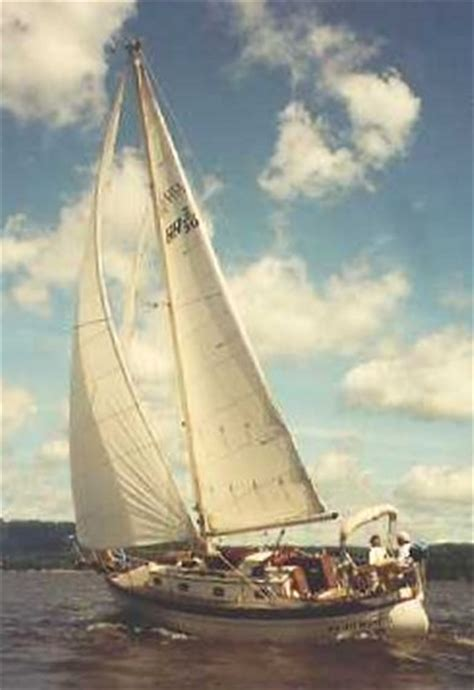 baba  sailboat specifications  details