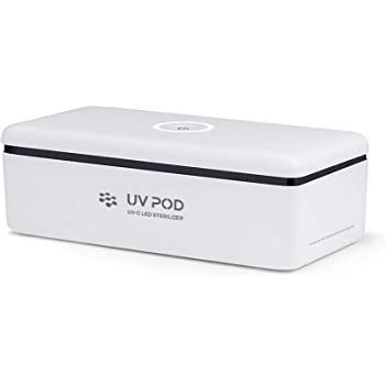 Amazon.com: LED UV Sterilizer Box Ultraviolet Light