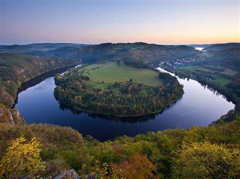 mountains rivers  vegetation  europe national