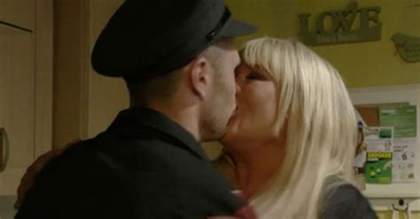 Disgust As Eastenders Keanu Dons Chauffeur Hat In Dirty Sex Game With Sharon And Reveals He