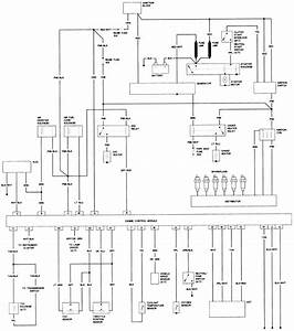 85 Chevrolet S10 Wiring Diagram