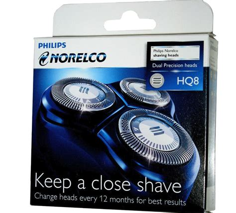 Genuine Philips Norelco HQ8 Dual Precision Replacement