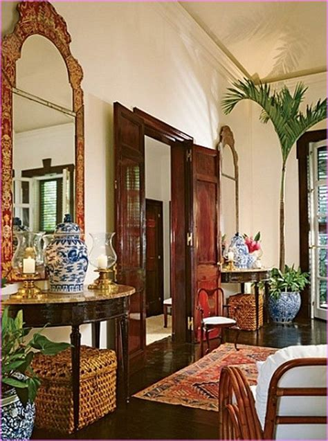 Tropical Traditional Home by Colonial Style Incorporates Traditional Themes