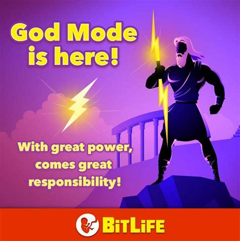 god mode bitlife simulator wikia