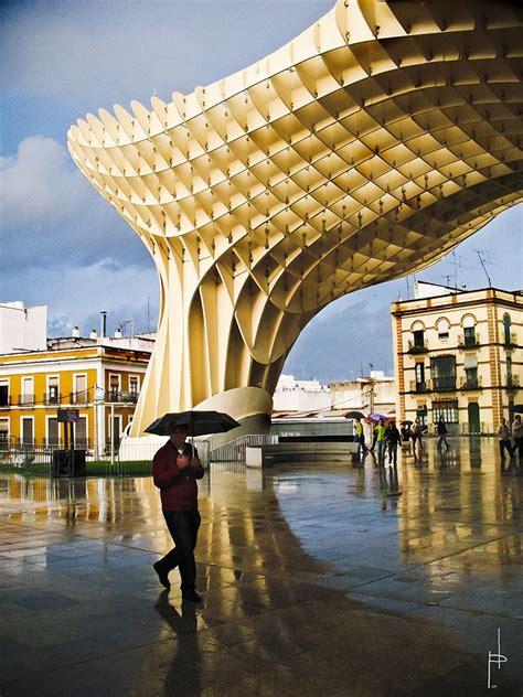 Sevilla Spain Architecture