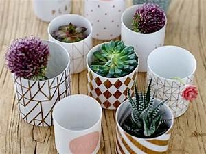 Cache Pot Plante : 10 id es d co pour vos plantes joli place ~ Teatrodelosmanantiales.com Idées de Décoration