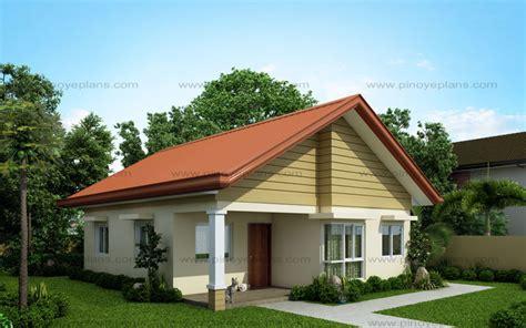 alexa simple bungalow house pinoy eplans
