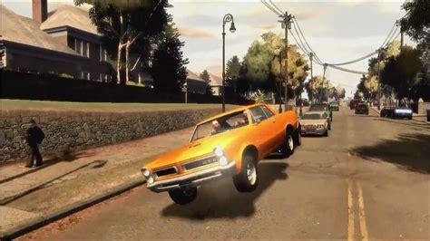 gta iv american muscle cars hd youtube