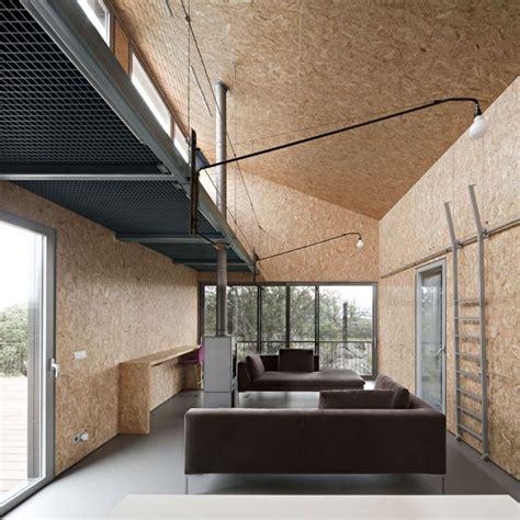faux plafond cuisine design 11 idées d 39 aménagement mobilier déco en osb