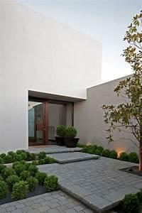 40 modern entrances designed to impress architecture beast With idee deco de jardin exterieur 12 decoration entree villa