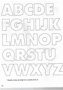 ABC'S: stencil template | letra | Pinterest | Stencil ...