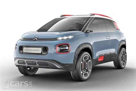 citroen concept 2017 citroen c aircross concept previews the c3 picasso s
