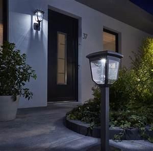 Eclairage Exterieur Castorama : awesome castorama luminaire exterieur jardin photos ~ Carolinahurricanesstore.com Idées de Décoration
