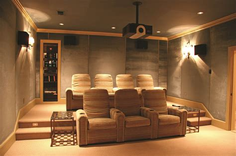 Home Theatre : Home Theater Design For Personal Entertainment