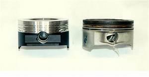 Old Vs New Piston Pics